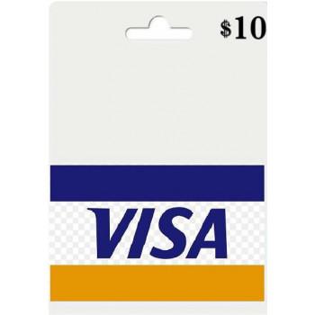 ویزا مجازی 10 دلاری