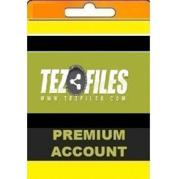 اکانت Tezfiles.com