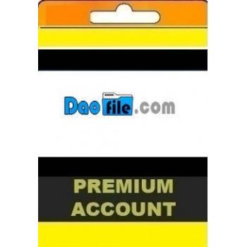 اکانت Daofile.com