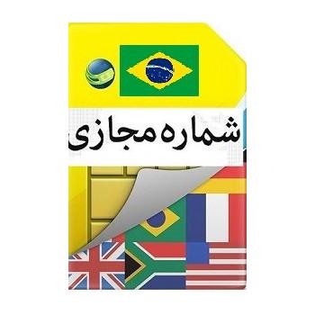 خط برزیل